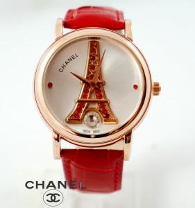 Chanel Paris Merah