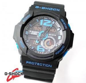 GA310 Black Blue 1
