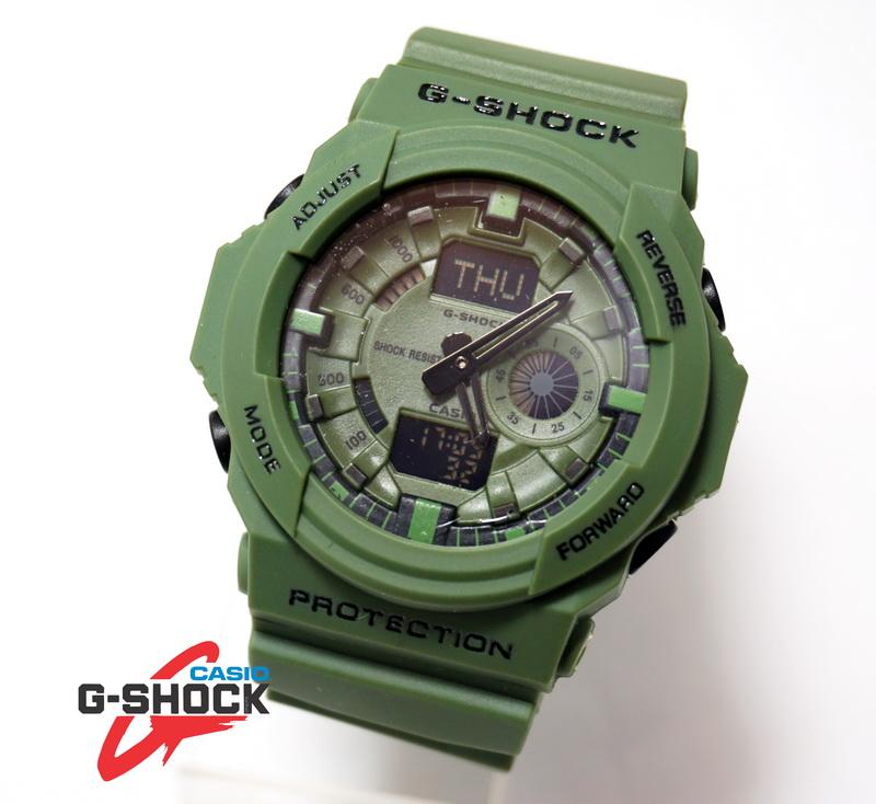 GA150-Green Army 1