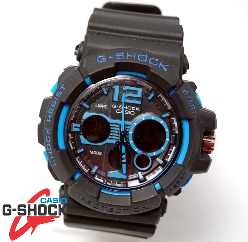 GAC 110 Black Blue 1