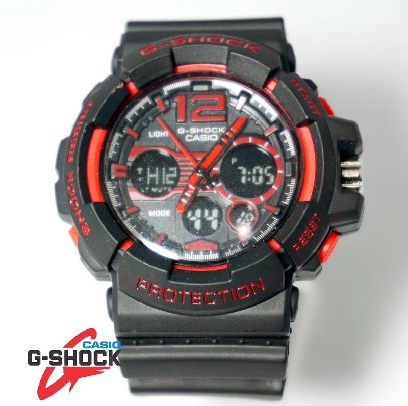 GAC 110 Black Red 1