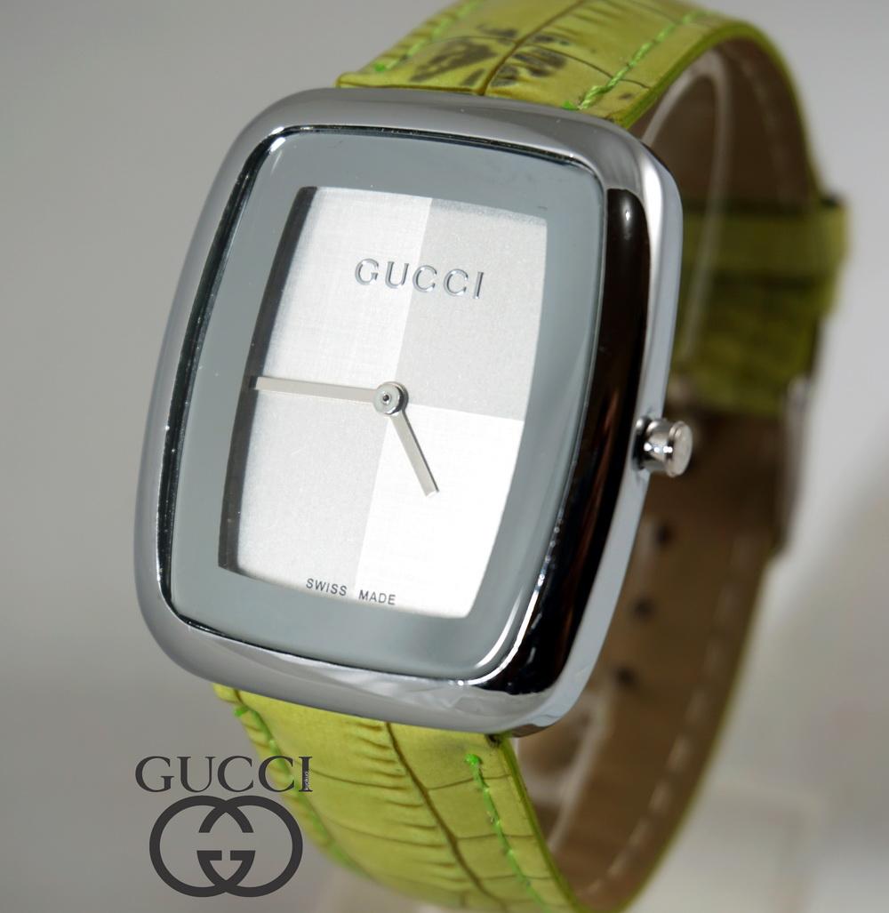 Gucci Kotak Hijau Muda