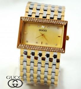 Gucci Tikar Kombi Gold Silver 1