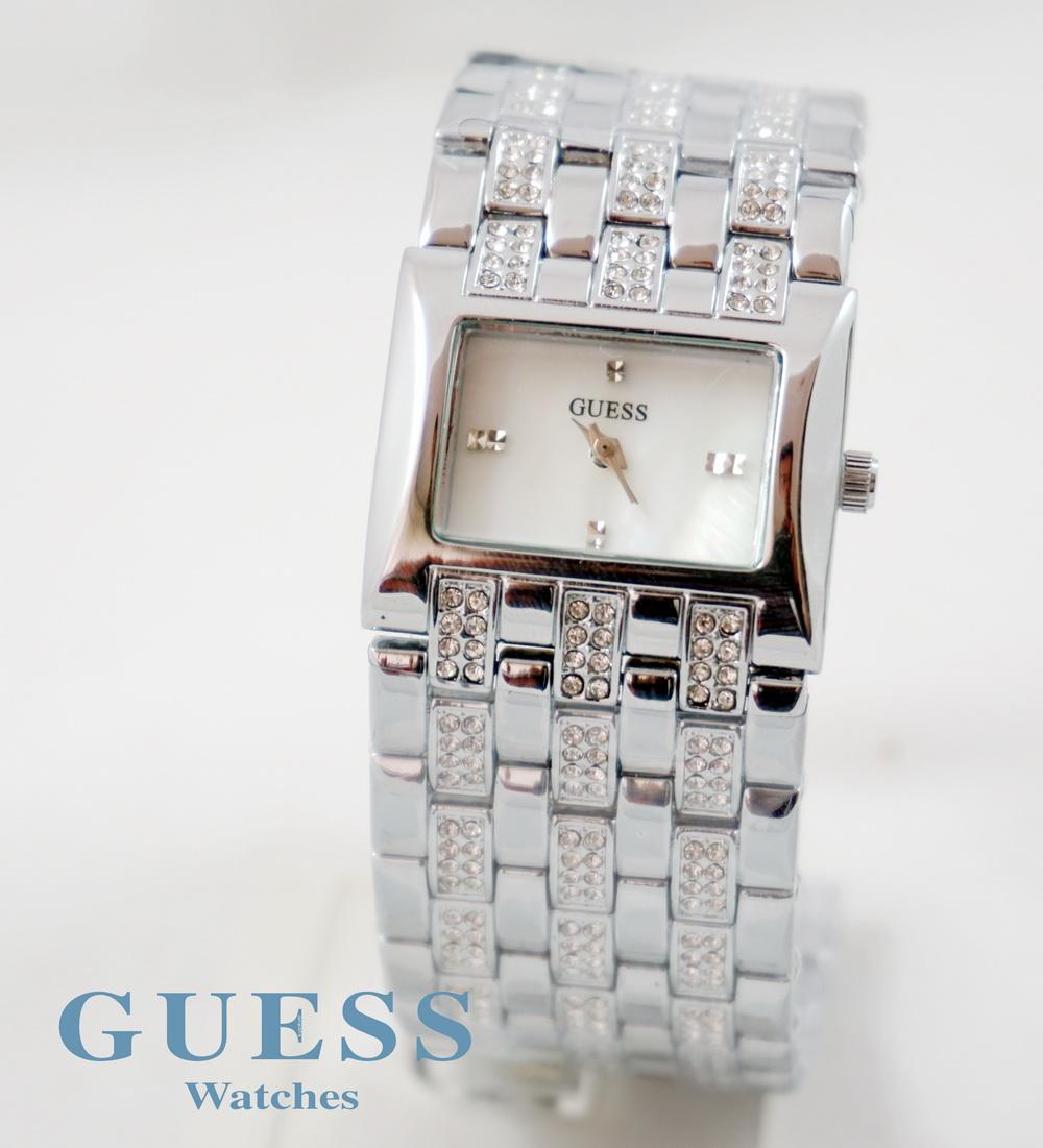 Guess Kotak silver 1