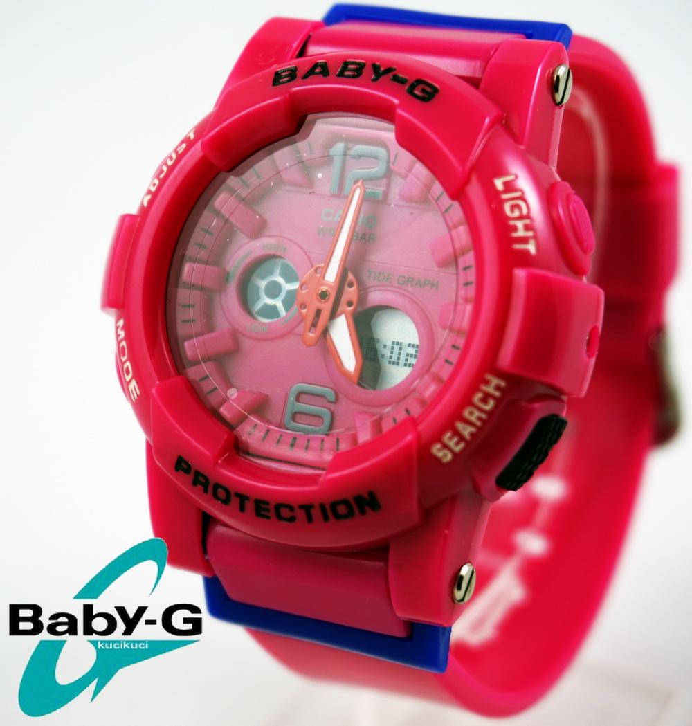 Baby G BGA 180 Pink