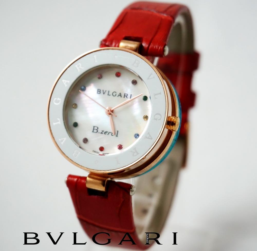 Bvlgari Bzero1  Gold Merah