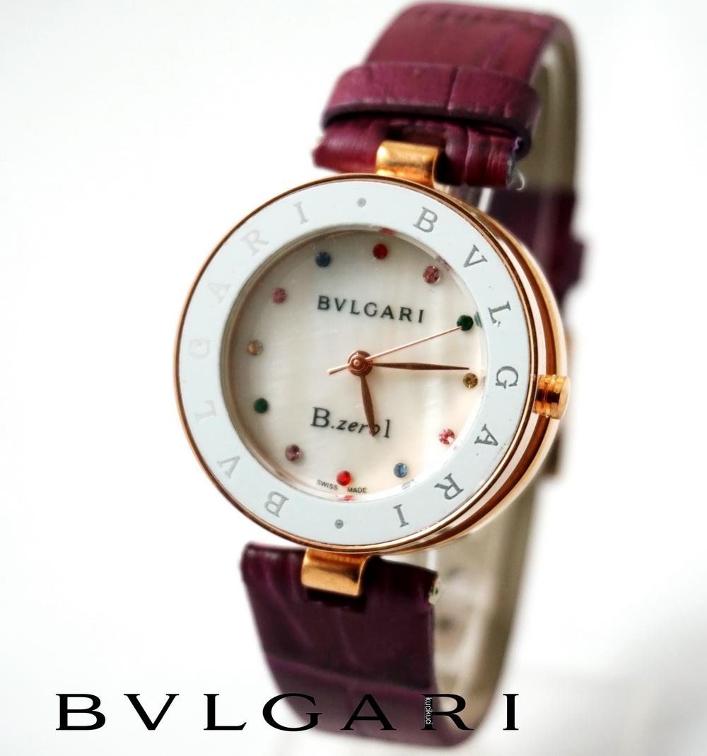 Bvlgari  Bzero1 Gold Ungu