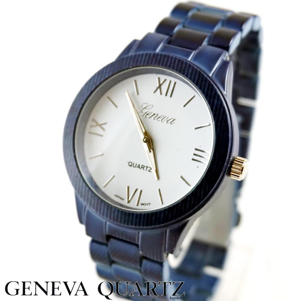 Geneva Polos Biru