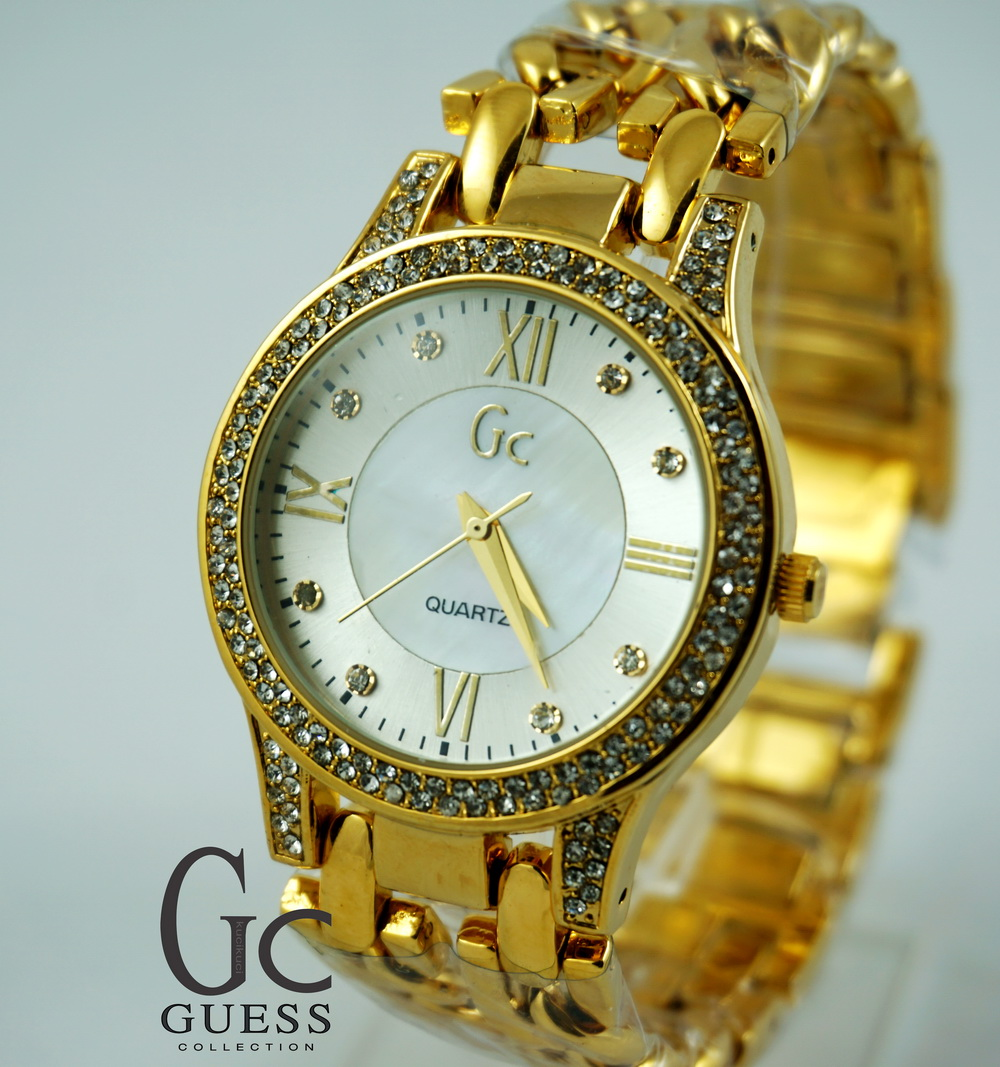 Guess Collection Romawi Gold