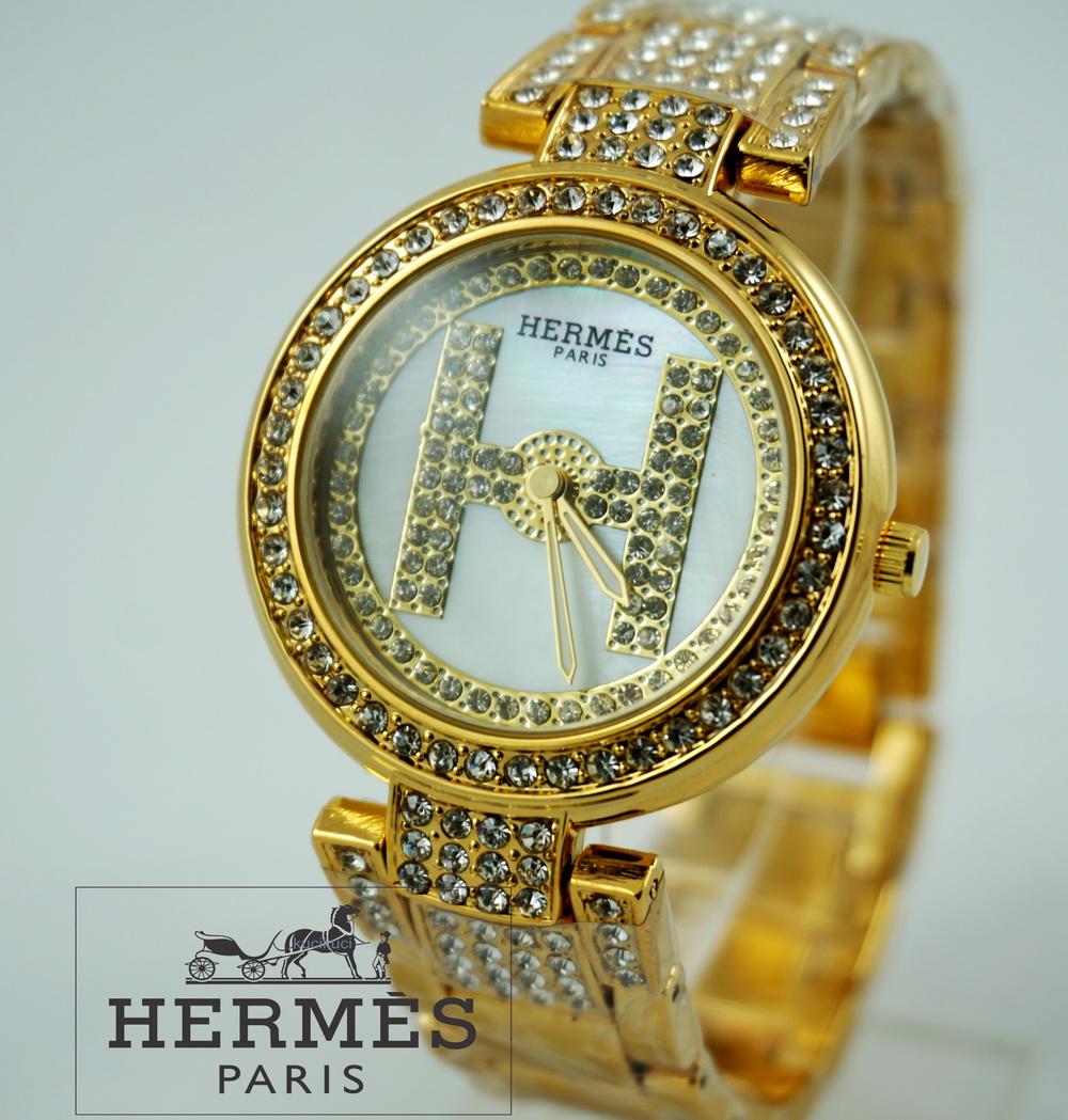 Hermes Bulat Gold