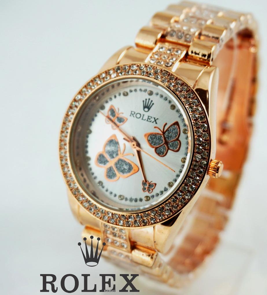 Rolex Kupu Rosegold Ladies