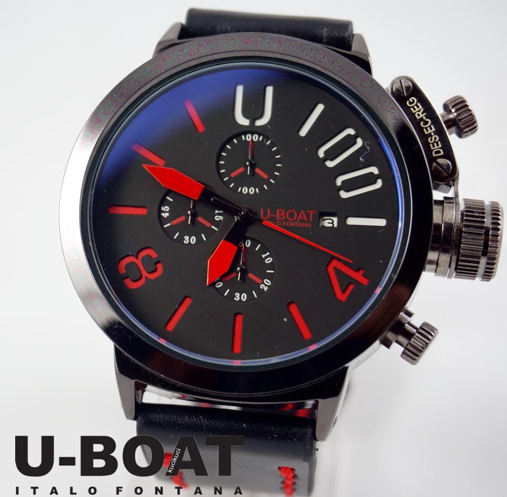 Uboat U1001 Hitam