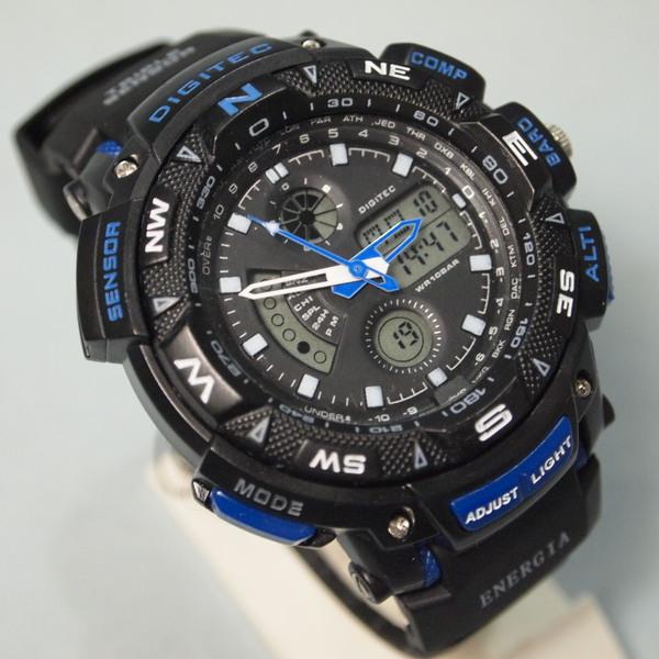 2044 Black Blue