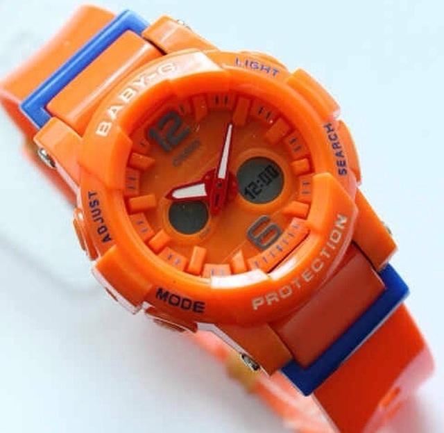 Baby G BGA 180 oranye
