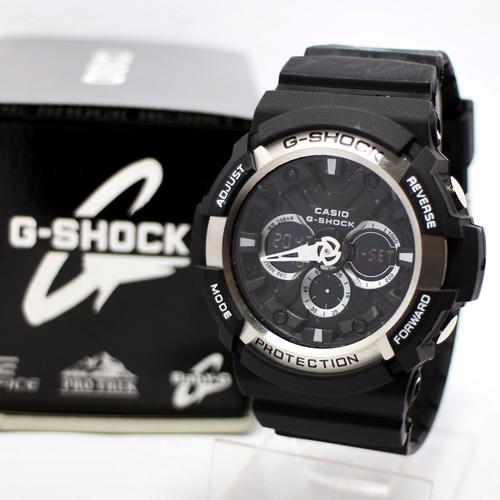 GA 200 Ring Putih G Shock