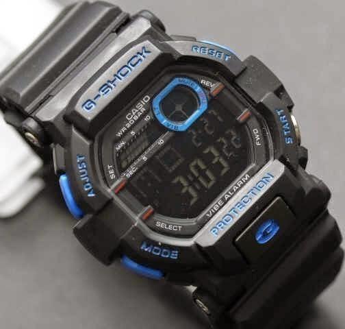 GD 350 Blue