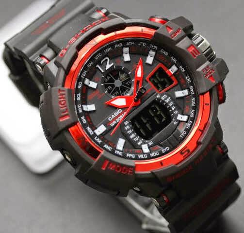 GWA1100 Black Red