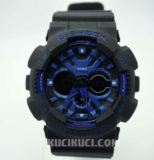 GA 120 Black List Blue