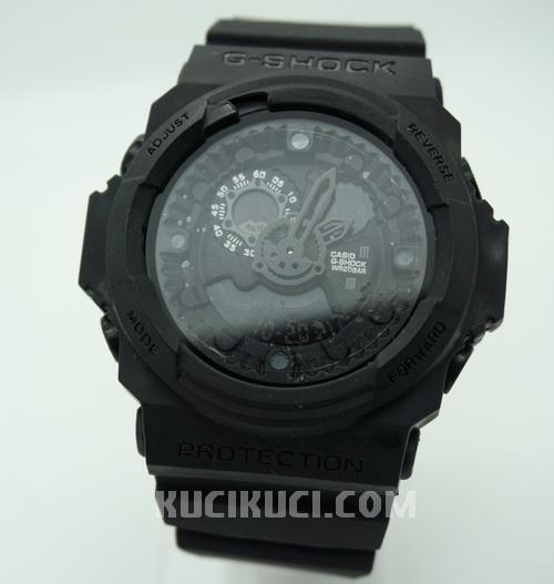 GA 300 Full Black