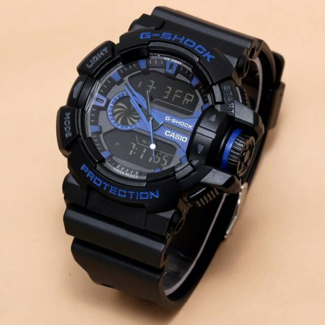 GBA 400 Blue