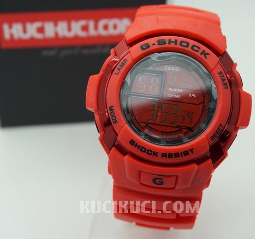 Gshock 7710 Red