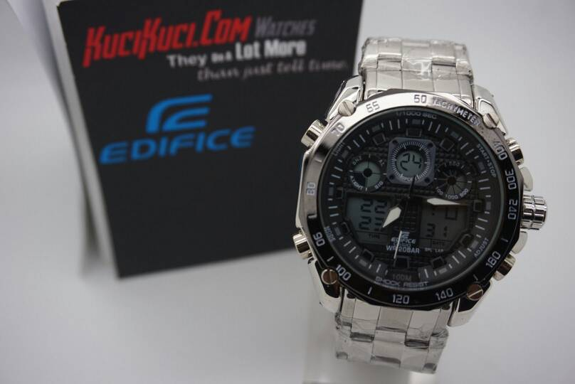 Edifice Efa 100 Black