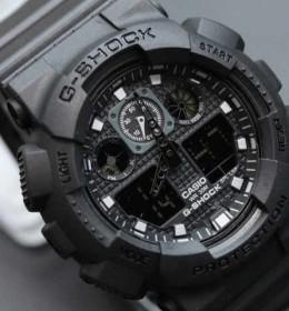 GA 100 Full Black