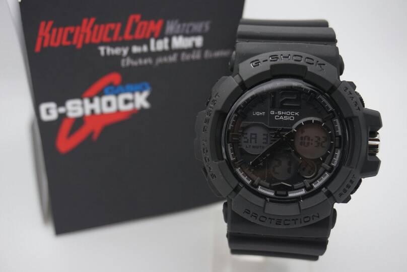 GAC 110 Full Black LCD Putih