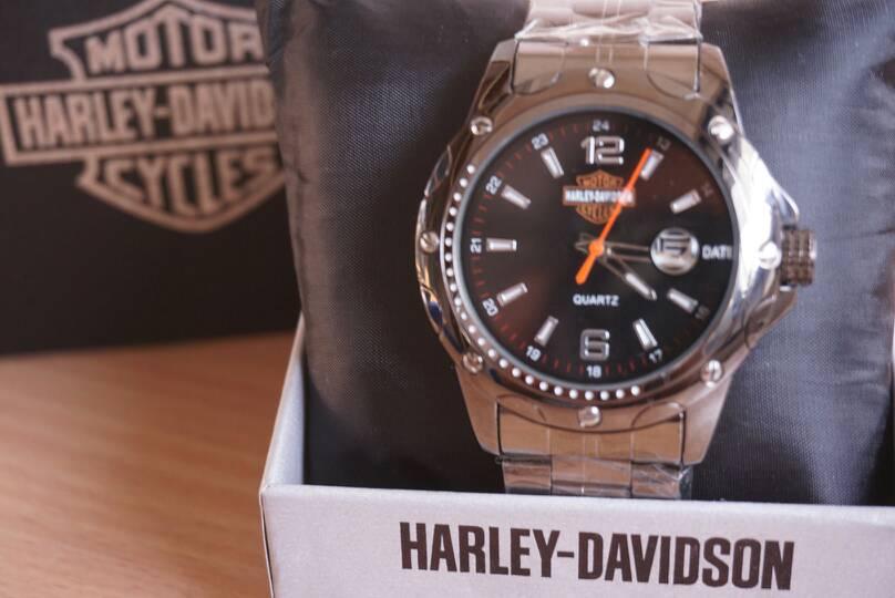 Harley Davidson Analog